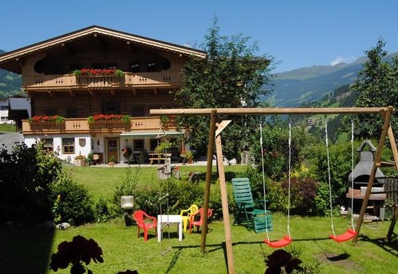 Das Innerummerland im Sommer: Ein idealer Aufenthaltsort für die ganze Famile