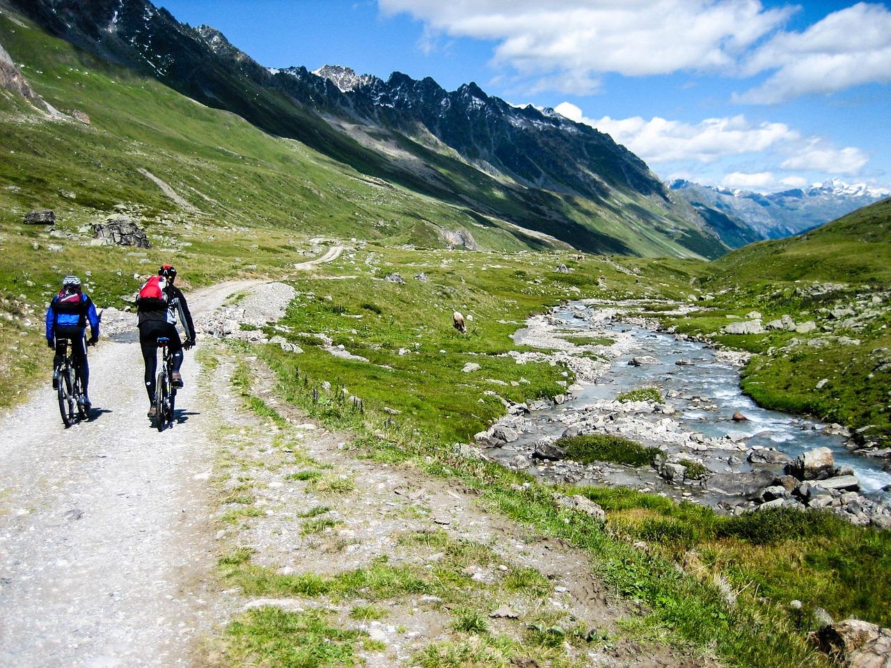 Mountainbiken im Zillertal